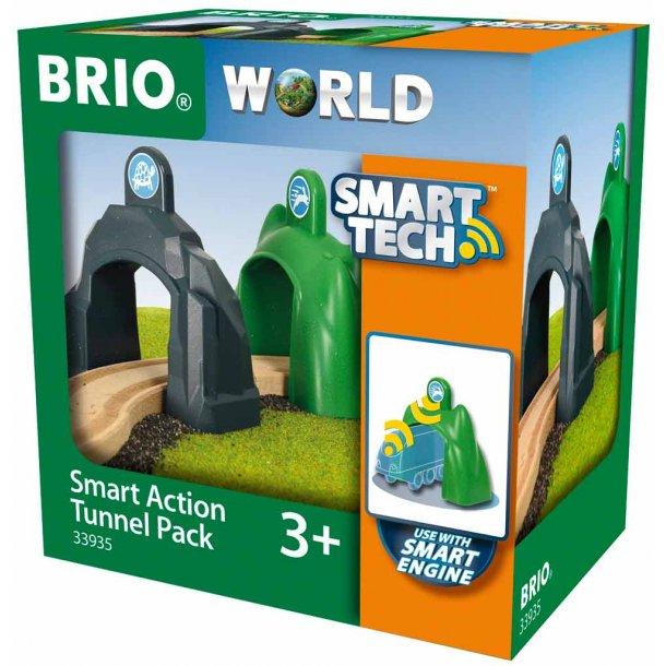 Brio Smart tech tunnel sæt