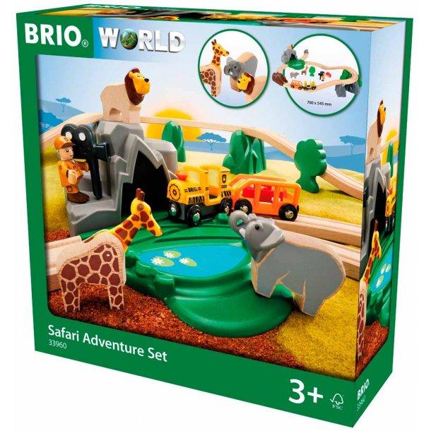 Brio Safari togbane