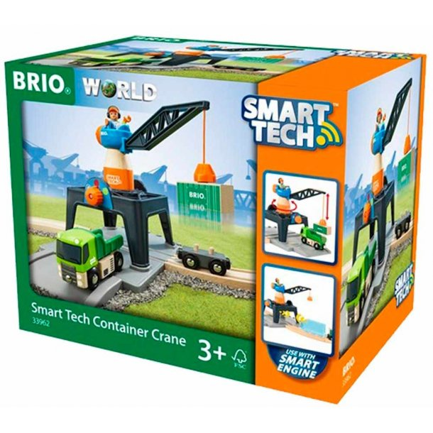 Brio Smart Tech Containerkran