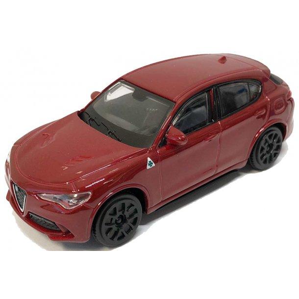 Burago Alfa Romeo Stelvio