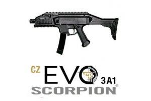 CZ Scorpion EVO 3A1