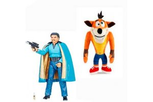 Samle figurer / Action figurer