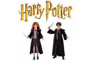 Harry potter dukker