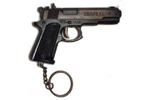 Våben nøgleringe