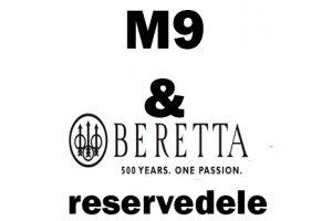 M9 & Beretta reservedele