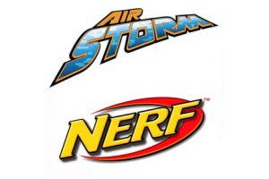 Nerf Guns - Air Storm
