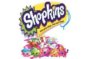 Shopkins dukker og figurer