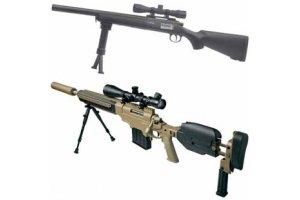 Snipere rifler