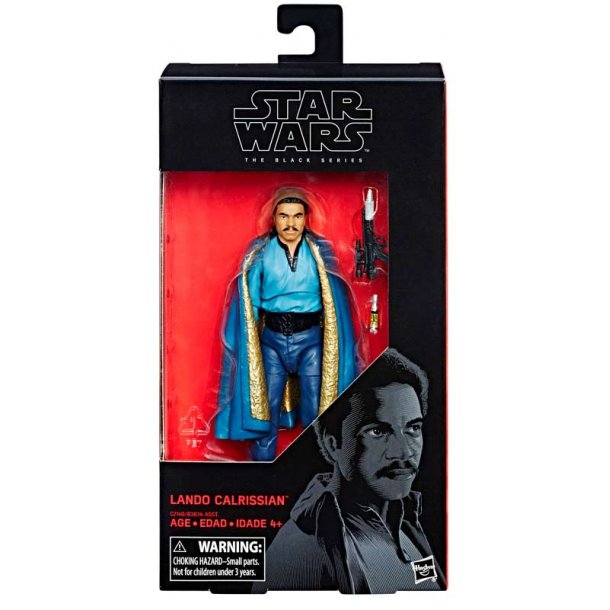 Lando Calrissian - Star wars episode V - Black series