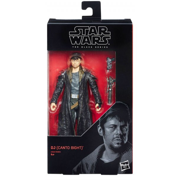 DJ Canto Bight - Star wars episode VIII - Black series