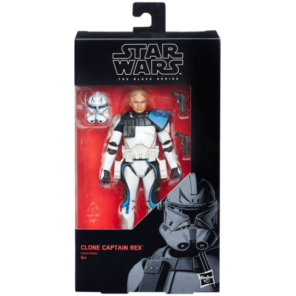 Clone Captain Rex - Star wars clone wars
