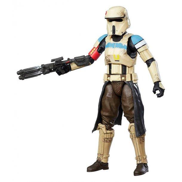 Scarif Stormtrooper Squad Leader  - Star wars Rouge One - Black series