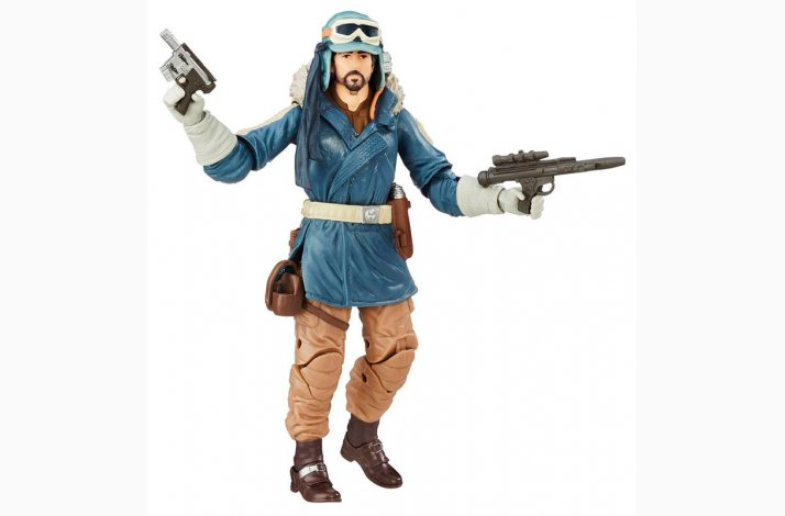 Captain Cassian Andor - Star wars Rouge One - Black series