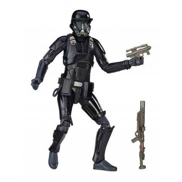Imperial Death Trooper - Star wars Rouge One - Black series