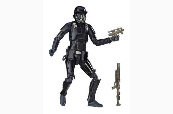 Imperial Death Trooper Star wars Rouge One