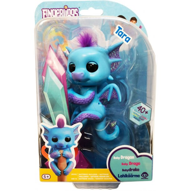 Fingerlings Baby drage - Tara