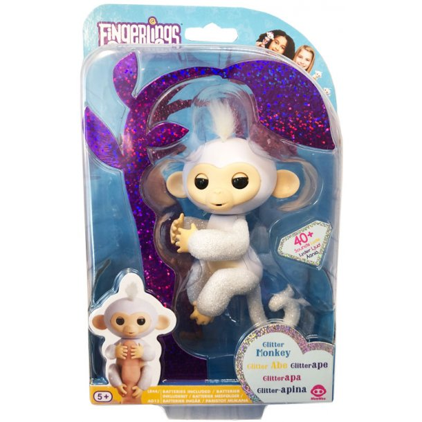 Fingerlings - Sugar glitter abe