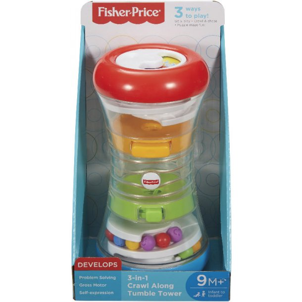 Fisher Price tumble tower