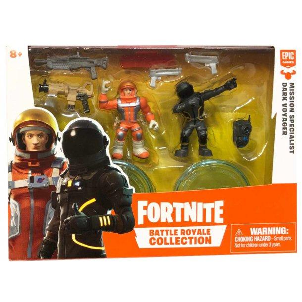 Fortnite - Mission specialist og Dark voyager