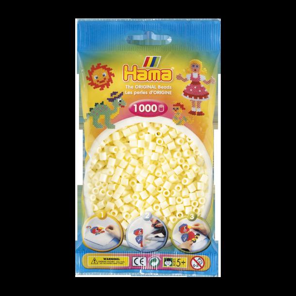 Hama midi perler 207-02 1000 stk. Cream