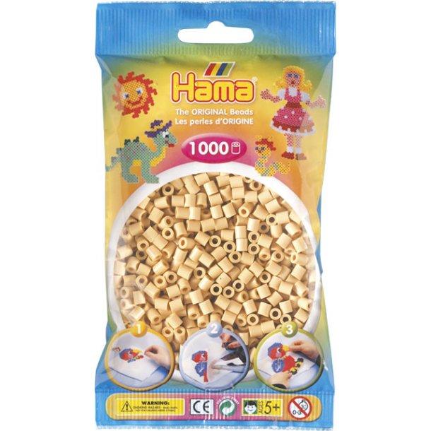 Hama midi perler 207-27 1000 stk. beige
