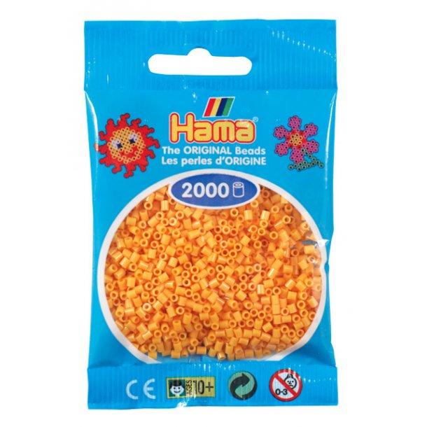 Hama mini perler 501-60 2000 stk. bamsegul