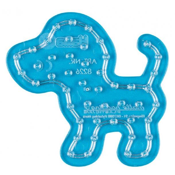 Hama maxi perleplade lille hund