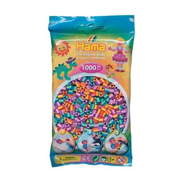 Hama midi perler 207-92 1000 stk. stribede perler