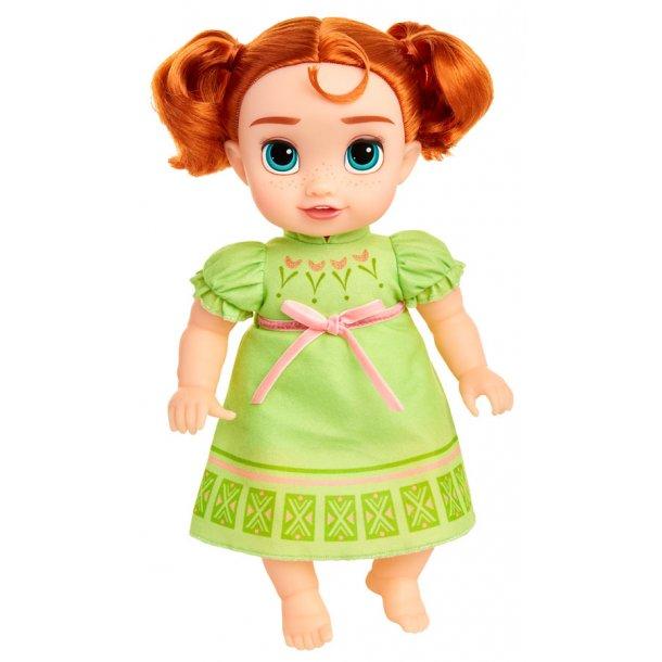 Frozen II Young Anna dukke
