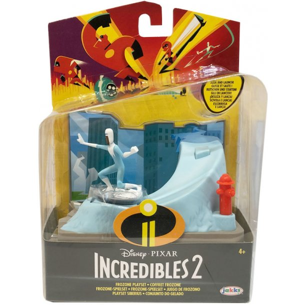 De utrolige 2 Frozone play set