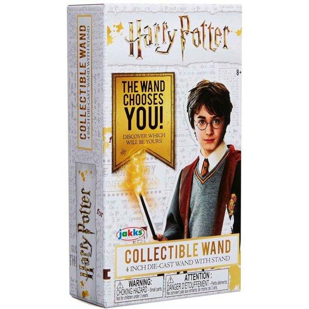 Harry potter metal tryllestav - serie 3