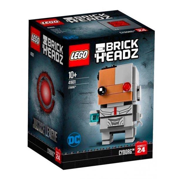LEGO Brick Headz 41601 - Cyborg