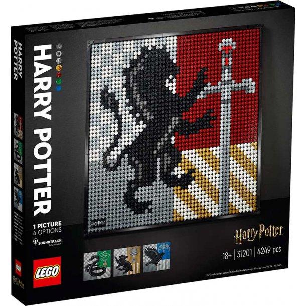 LEGO Harry Potter  31201 - Hogwarts våbenskjolde