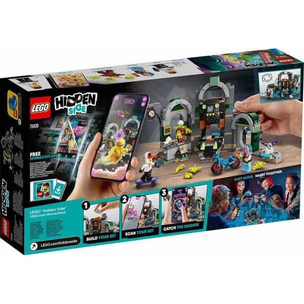 Lego Hidden Side 70430 - Newburys undergrundsbane