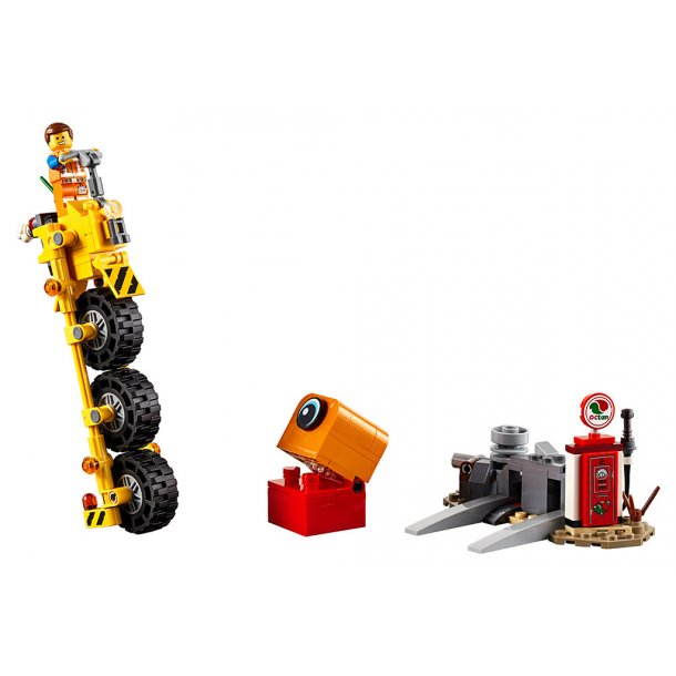 LEGO The Movie2 70823 - Emmets trehjuler