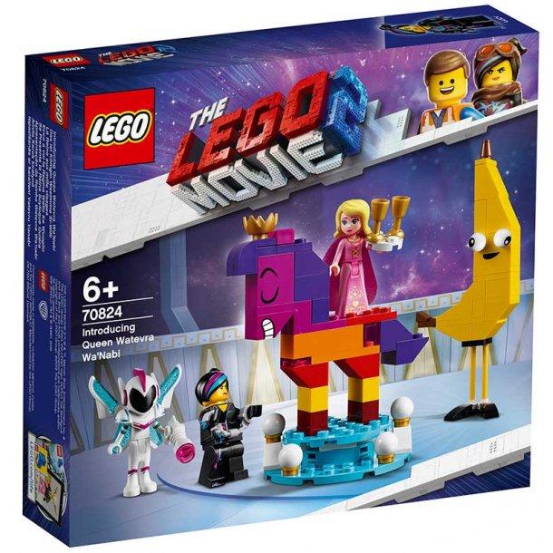 LEGO The Movie2 70824 - Dronning Jakabli Wajavil