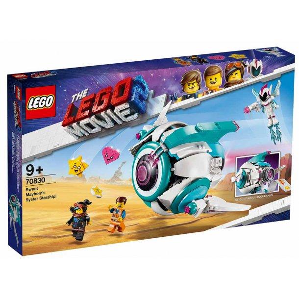 LEGO The Movie2 70830 - Kandis Kaos' Søstar-rumskib