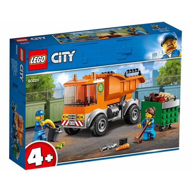 Lego City 60220 - skraldevogn