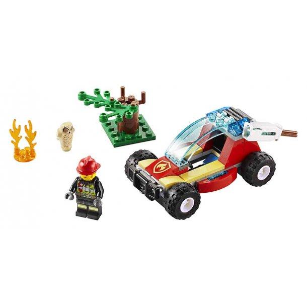 Lego City 60247 - Skovbrand