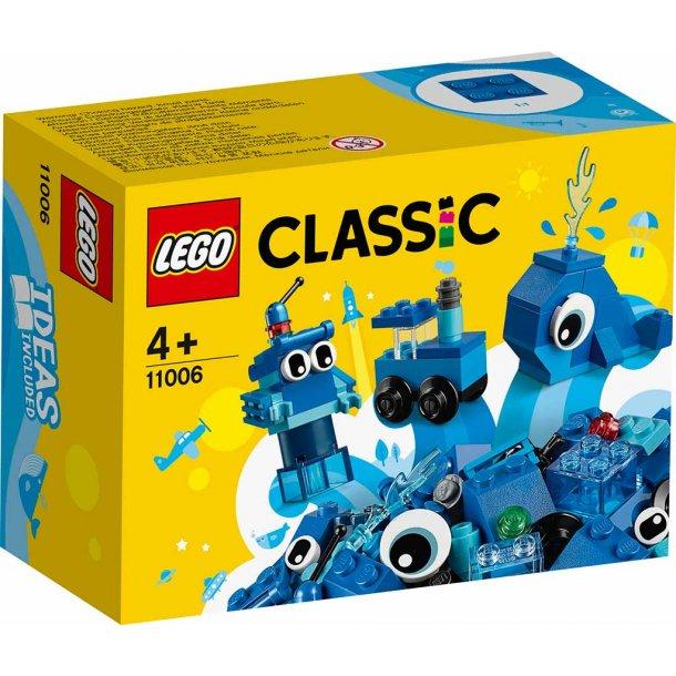 LEGO Classic 11006 - Kreative blå klodser