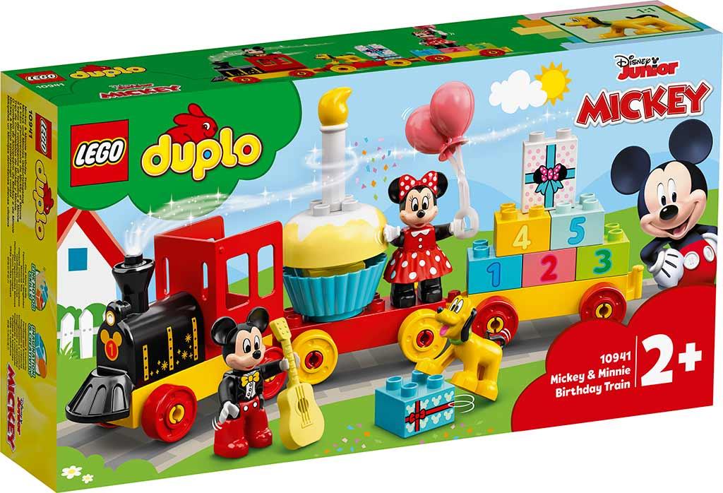 lego duplo 10941  mickey  minnies fødselsdagstog  køb her