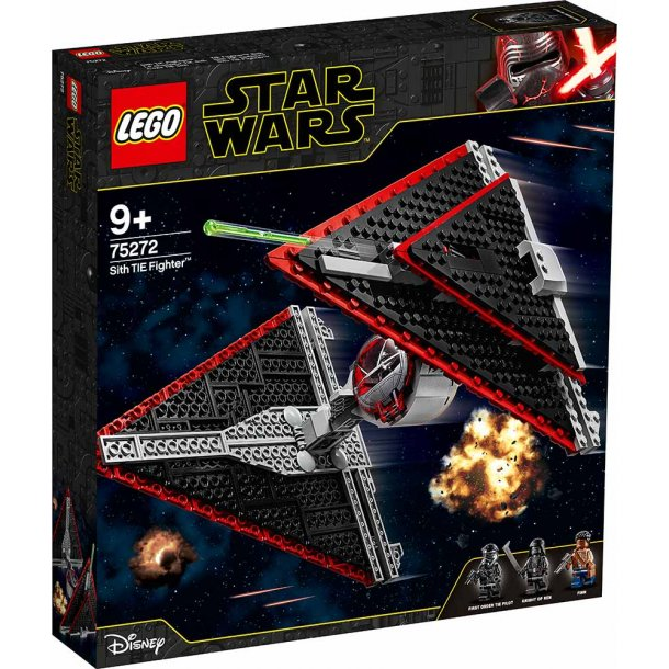 Lego Star Wars 75272 - Sith TIE-jager