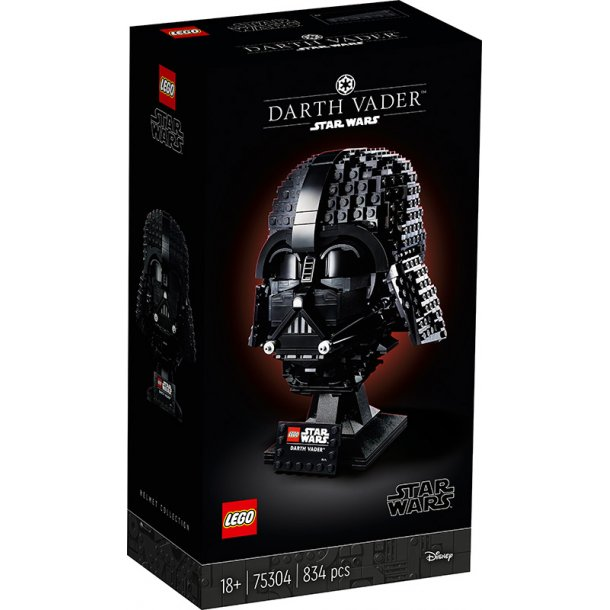 LEGO Star Wars 75304 - Darth Vaders hjelm