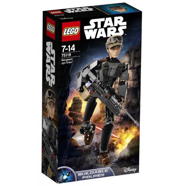 Lego Star Wars 75119 - Sergent Jyn Erso