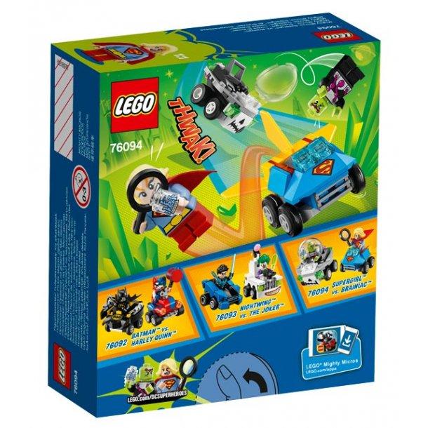 Lego Super Heroes 76094 - Supergirl vs. Brainiac