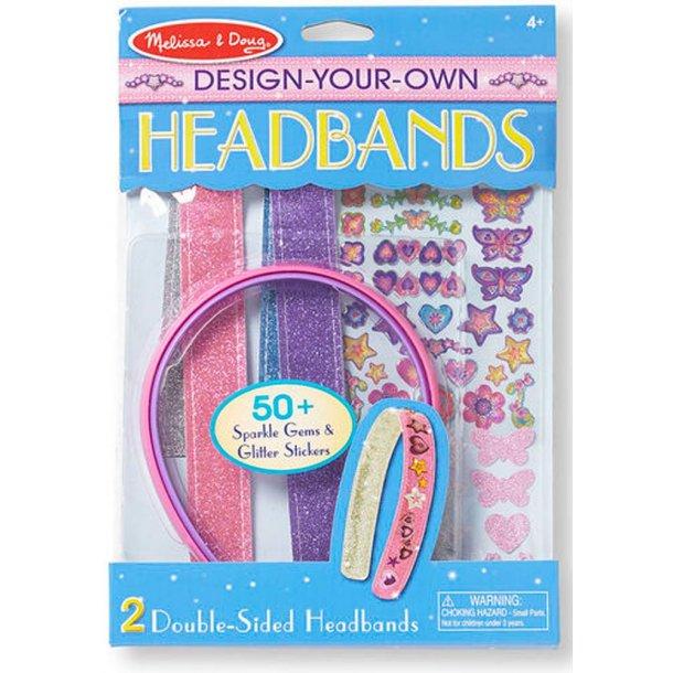 Lav dit eget hårbånd