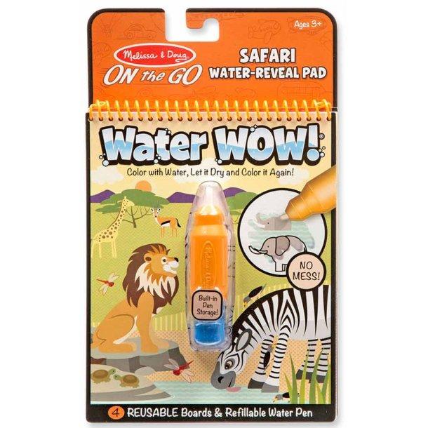 Water Wow - Safari malebog