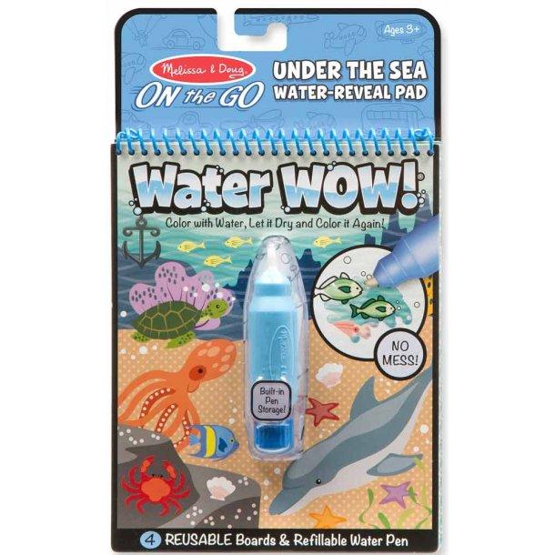 Water Wow - under havet malebog