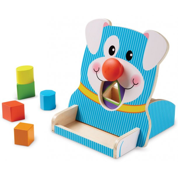 First play put i hul box - Melissa & Doug