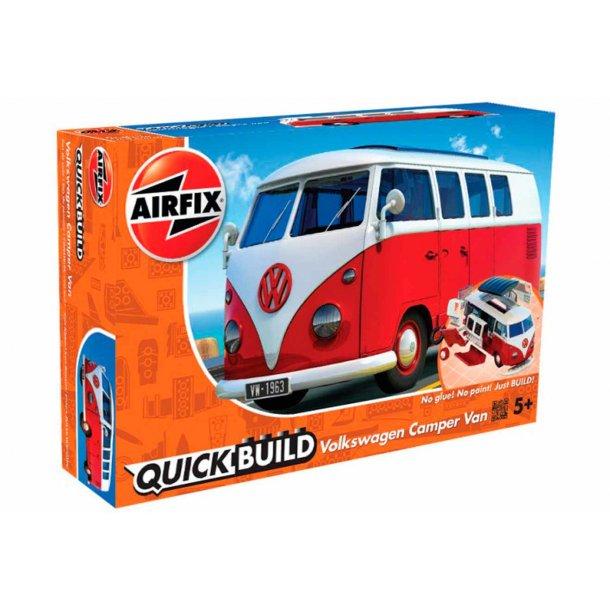 Airfix VW Camper Van quick build sæt